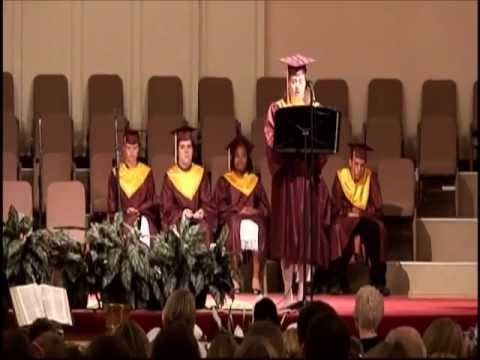 Trinity Christian Academy Graduation 2008, Part 4