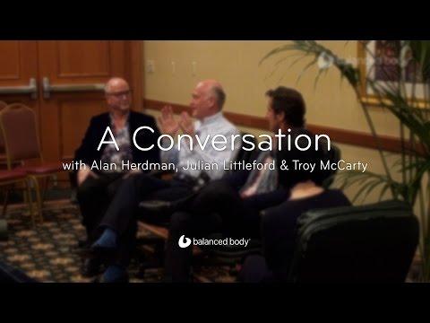 A Conversation : Alan Herdman, Julian Littleford & Troy McCarty