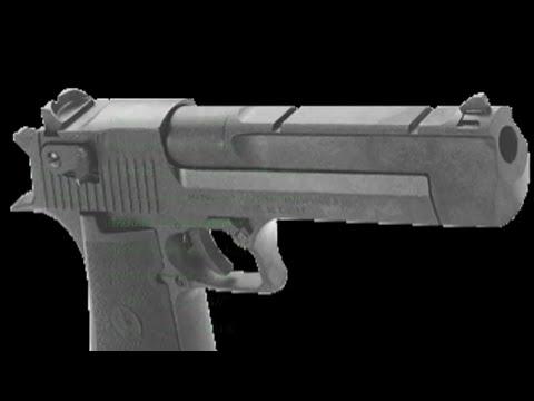 As melhores pistolas do Mundo.