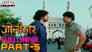 Golimaar Hindi Movie Part 5/13 - Gopichand, Priyamani