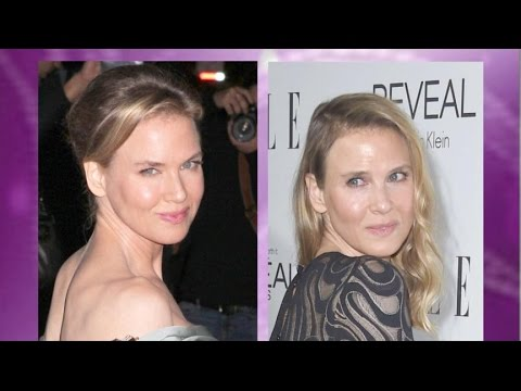 Renee Zellweger Glad People Are Noticing New Look