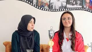 Pazaryerinin ilk Milli Sporcusu Nisa İmran Torun ile Röportaj