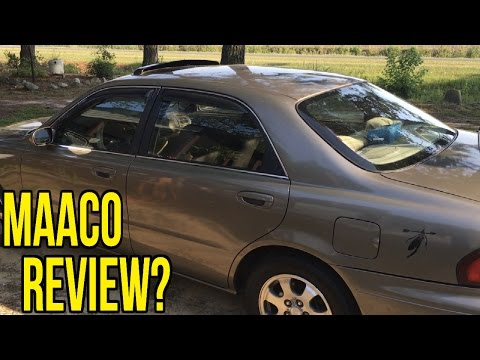 MY MAACO REVIEW!