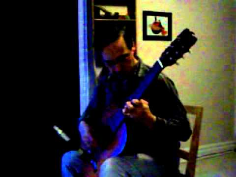 Milonga del Viento by Jorge Morel played by Martin de Zuviria on the guitar