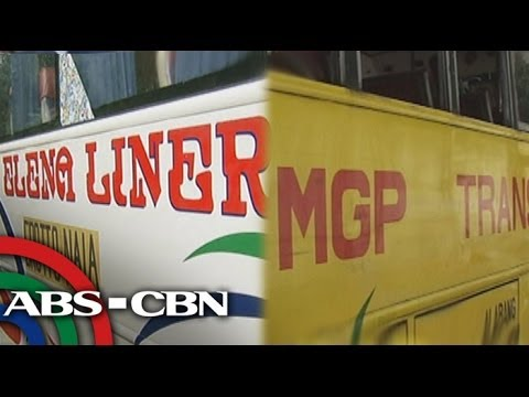 LTFRB cancels franchise of 2 more bus companies