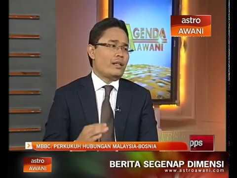 MBBC: Perkukuh hubungan Malaysia - Bosnia