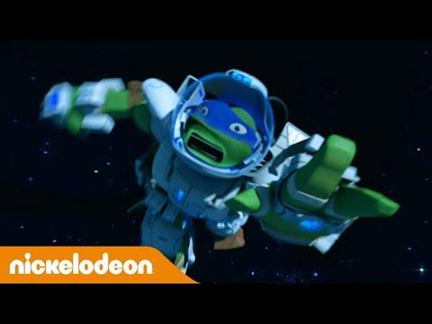 🔴 Смотрите в прямом эфире: Черепашки-ниндзя | Путь Ниндзя | Nickelodeon Россия