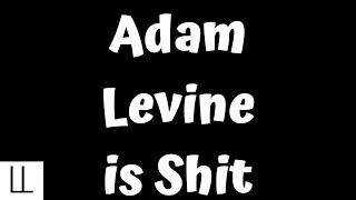 Adam Levine Super Bowl Performance Was Sad