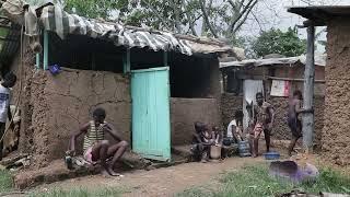 Poor African Family Dancing To Minimal by Wizkeeber mAsk New Ugandan Music 2015 HD DjDinTV