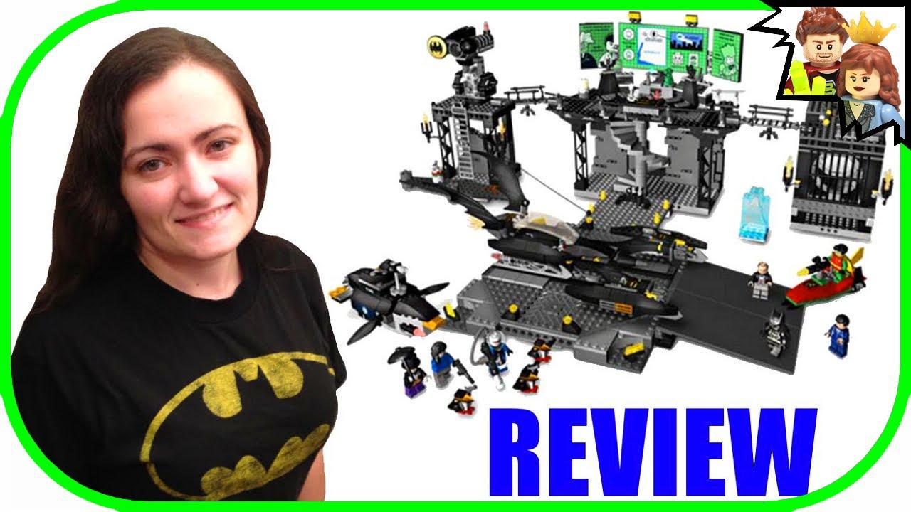 Lego Batman Batcave Custom Lego Batman The Batcave The