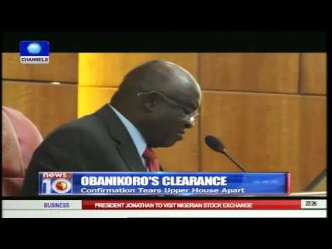 Obanikoro's Appointment Tears Senate Apart