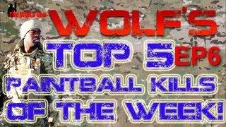 WOLF'S Top 5 KILL SHOTS!! with a TOMAHAWK Kill?!?!? ep6