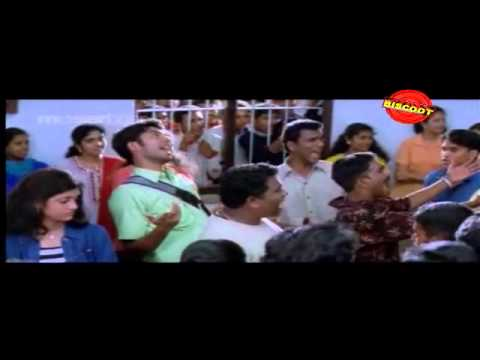 Nammal Malayalam Movie Comedy Scene gishnu and ajeesh