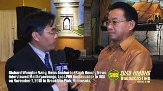 SUAB HMONG NEWS: Why the Lao government denied Lao Visa to many Hmong to enter Laos?