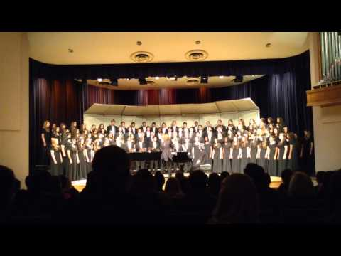 Elijah Rock APU 2014 Heritage Christian High School Concert