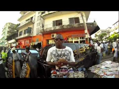 Streets & People of Monrovia. LIBERIA. West Africa