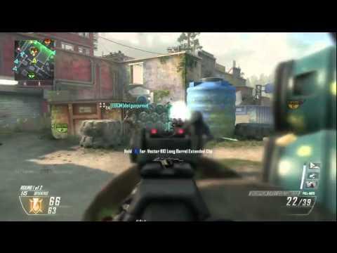 78 Kills Vs Snipers & Shotguns On Rush! :: New Vengeance DLC Map Black Ops 2 Gameplay