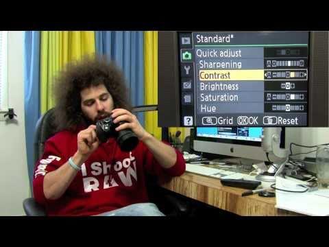 Nikon D3100 Setup