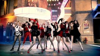 Клип Girls Generation - Paparazzi