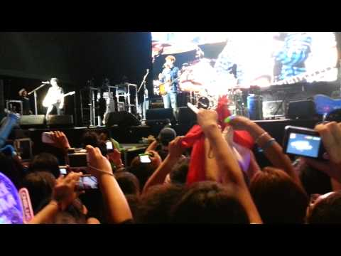 [cnblue In Peru] Talk + Intuition + I'm A Loner (외톨이야) ~ Blue Moon World Tour lima, Peru video