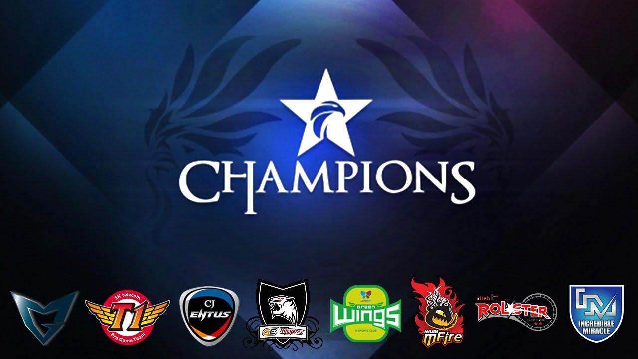 Giới thiệu các đội tại giải đấu LCK mùa hè 2015 và lịch phát sóng trên GameTV