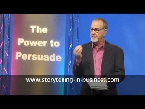 Persuasion, Influence, Storytelling Skills - Doug Stevenson