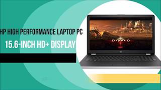 2017 HP High Performance Laptop PC 15 6 inch HD Review - Best Laptop Ever