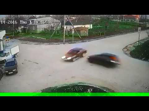 Авария в богатыревке