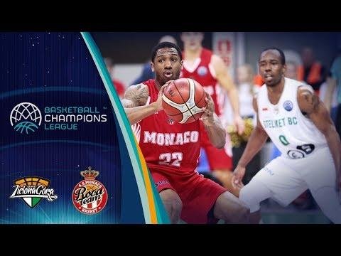 Stelmet Enea Zielona Gora V AS Monaco - Highlights - Round Of 16 - Basketball Champions League