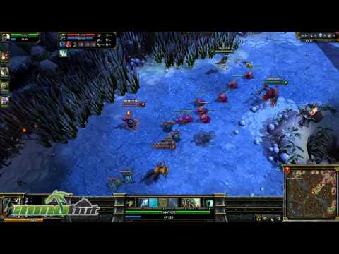 League of Legends Gameplay - First Look HD