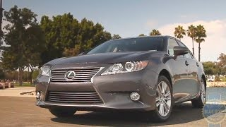 2015 Lexus ES - Review and Road Test