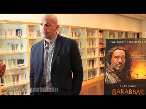 Billy Zane on Being Barabbas in the new Reelz Mini Series