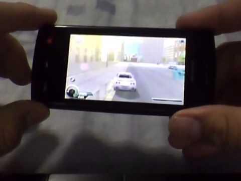juegos HD para el nokia 500