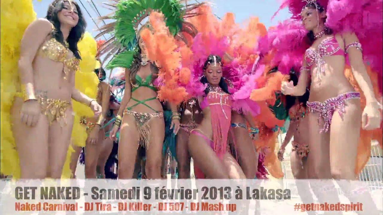Nude brasilianische Karneval Babes Bilder