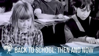 Back to SCHOOL: Did You Know? Now and Then | British Pathé