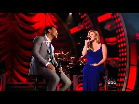 Duets - Kelly Clarkson &amp; John Legend - You Don't Know Me