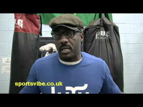 Idris Elba - Sportsvibe TV Preview
