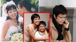 """Bị mắc bệnh nặng,Mc Thảo Vân nghẹn ngào khi nghe con hỏi""""làm sao để mẹ nhận ra con?"""""""