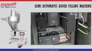 SEMI AUTOMATIC MOLASSES FILLING MACHINE & VACUUM SEALER