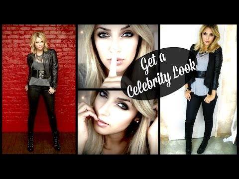 Get celebrity Look #2 Ashley Benson ⎮ Hanna Marin PLL