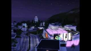 Sims 3 - Sunset In Starlight Shores