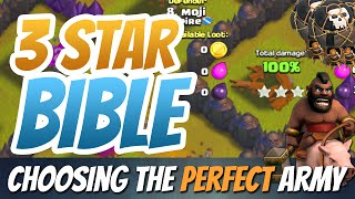 Choosing the PERFECT Army - 3 Star Bible Ep. #2