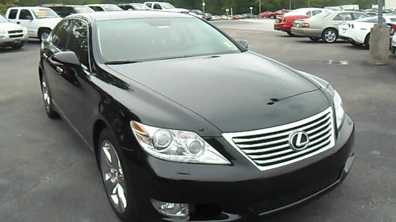 For sale 2010 lexus ls460 at billy howell ford in cumming ga 30041 youtube