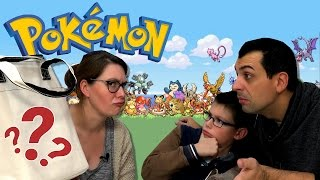 COLIS MYSTÈRE POKEMON ! Mega secret 😋 Family Geek
