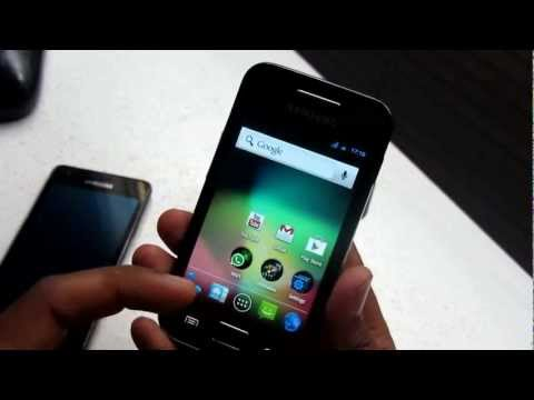 Rom Review: ImaGinary FINAL para Samsung Galaxy Ace (Español Mx)