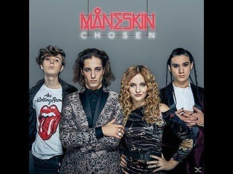 Maneskin- Vengo dalla luna (CD Audio)