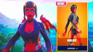 The New MALICE SKIN is INSANE!