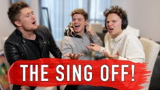 Download Lagu THE SING OFF VS CONOR MAYNARD & MIKEY PEARCE Gratis STAFABAND
