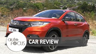 Auto Focus | Car Review: Honda HR-V 1.8L RS NAVI CVT