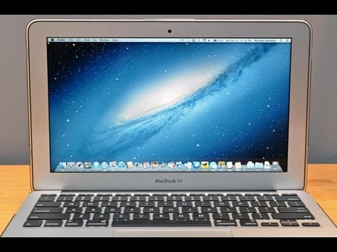 OS X 10.8 Mountain Lion: Walkthrough